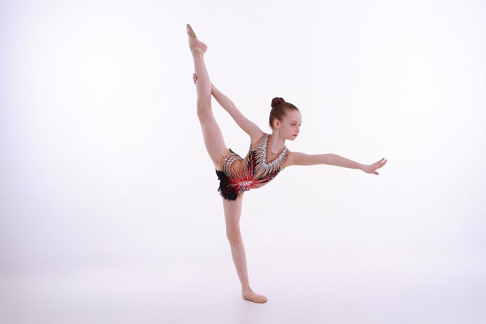 cvičení baletu