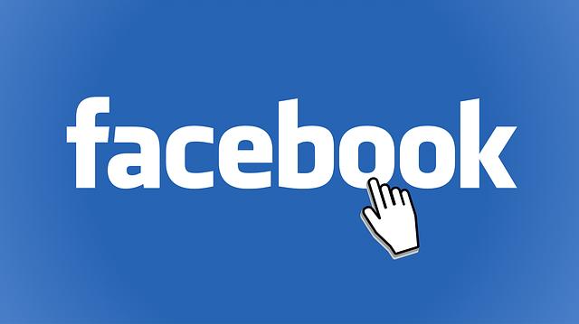 klik na Facebook